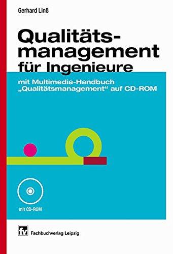 Qualitätsmanagement für Ingenieure: mit Handbuch