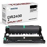 SMARTOMI - 1 Tambor Unidad Negro de Alto Rendimiento Compatible con Cartuchos DR2400 para impresoras Brother HLL2350DW MFCL2710DW DCPL2530DW HLL2375DW DCPL2510D y HLL2370DN (con Chip, 12000 páginas)