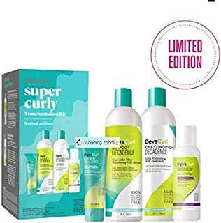 Devacurl Super Curly Transformation Kit Limited Edition