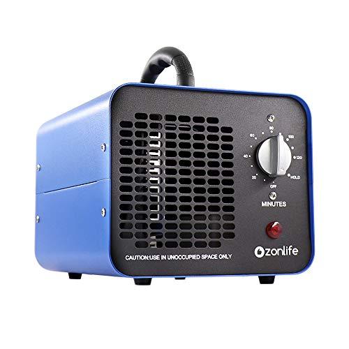 Aparato de ozono generador de ozono 10.000 mg/h ozono comercial O3 industrial, purificador de aire, esterilizador de ozono