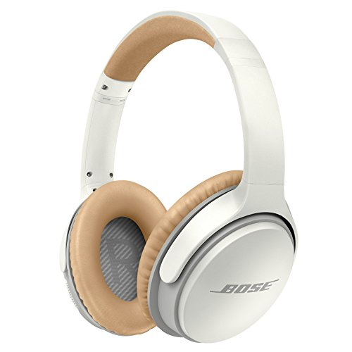 Bose SoundLink Cuffie Around-Ear II Wireless, Bianco