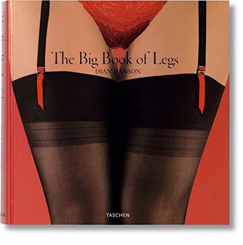 FO-THE BIG BOOK OF LEGS