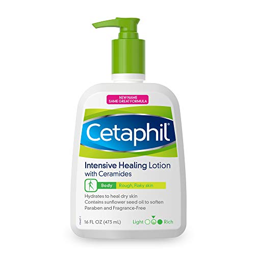 Cetaphil Intensive Healing Body Moisturizer With Ceramides, Fragrance Free 16.0 Fl Oz
