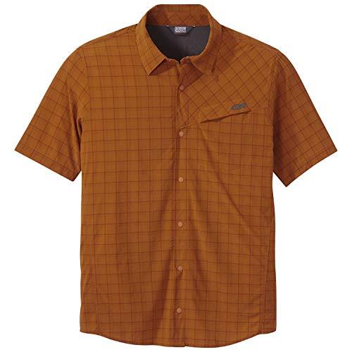 Outdoor Research Astroman S/S Sun Shirt umber M