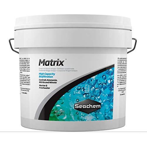 Seachem Matrix - filtración acuario 4 Litros