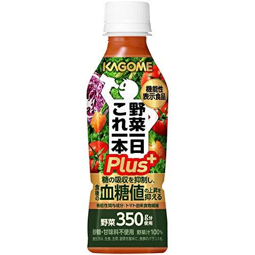 野菜一日これ一本 Plus 265g×24本 PET