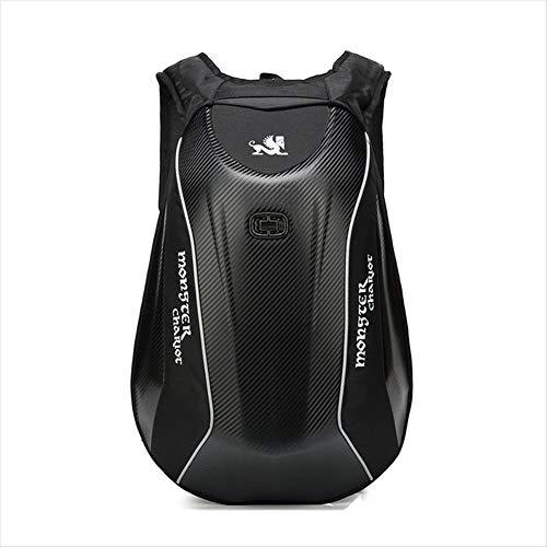 Funihut Motorfiets-rugzak, rugzak, waterdicht, voor wielrennen, motorfietsen, vrije tijd, reistas (56 x 34 x 18 cm) schoudertas