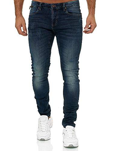 Indicode Lear jeans voor heren, Tampered Fit