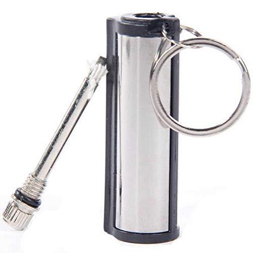 heresell Briquets Porte-clés Allumettes Boutique Cadeaux Innovants Imperméables Et Antidéflagrants Allumettes Cylindriques 18g