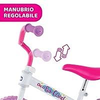 Chicco Pink Comet Bicicletta Bambini Senza Pedali 2-5 Anni, Bici Senza Pedali Balance Bike per l'Equilibrio, con Manubrio e Sellino Regolabili, Max 25 Kg, Rosa, Giochi Bambini 2-5 Anni #3