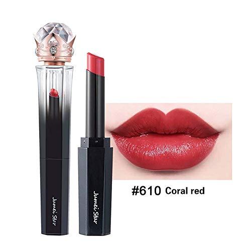 Flüssigkeit Lippenstift Matt Diamant Lipgloss Feuchtigkeitsspendend Langlebiger klassischer...