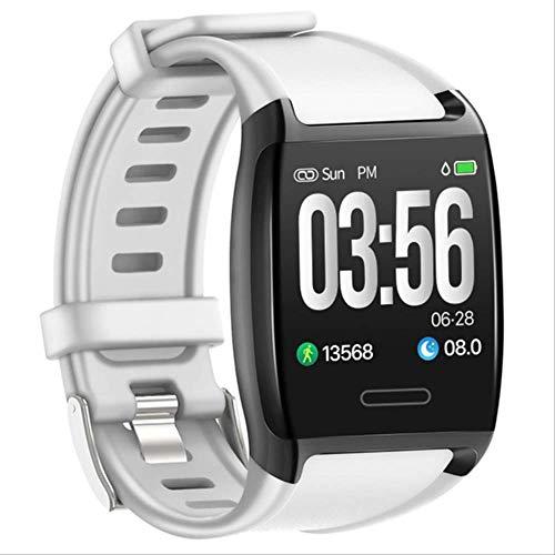 V2 Smart Watch 5atm wasserdichte Aktivität Fitness Laufen Schrittzähler Herzfrequenz Schlaf Tracker Männer Sport Smartwatch Für Ios/Android Weiß