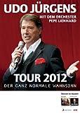 Tour 2012 Tourplakat -A1 - Udo Jürgens Poster 9246
