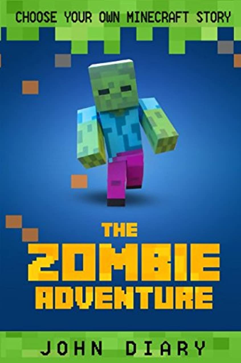 再現するラジエータータワーChoose Your Own Story: The Minecraft Zombie Adventure