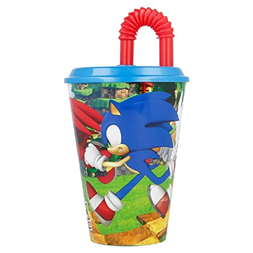 3527; vaso caña Sonic; producto reutilizable; No BPA; capacidad 430 ml