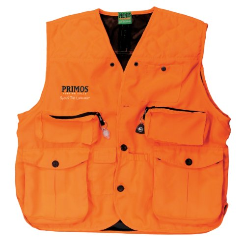 Primos Gunhunter's Vest (Blaze Orange, X-Large)