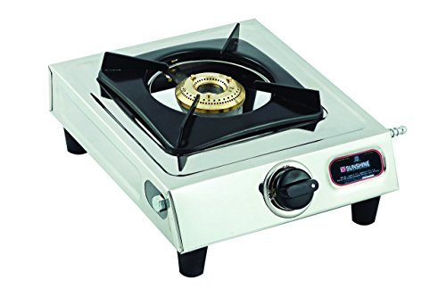 Sunshine Mini 1 Burner Gas Stove Manual Ignition (Stainless...