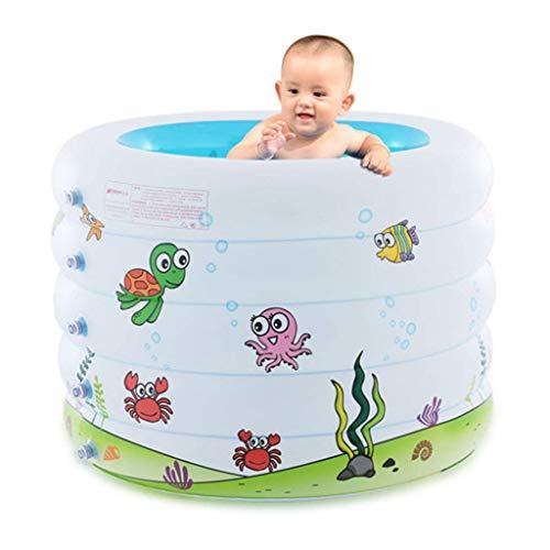 LIUCHANG Piscina Inflable for bebés, Piscina Inflable de tamaño pequeño for bebé, niño, niños al Aire Libre Jardín de la backfun Toy Fiesta de Agua de Verano liuchang20