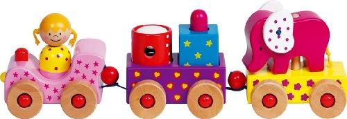 Goki - 2041297 - Véhicule Miniature - Train Hollywood