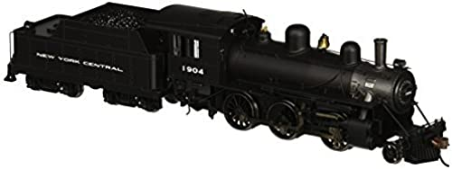 Bachmann Industries Alco 2-6-0 DCC Sound Value Equipped HO Scale  1904 New York Central Locomotive by Bachmann Trains