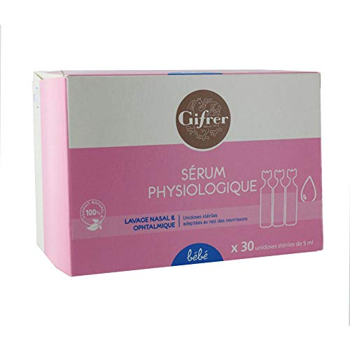 Gifrer Physiologisches Serum, 30 x 5 ml