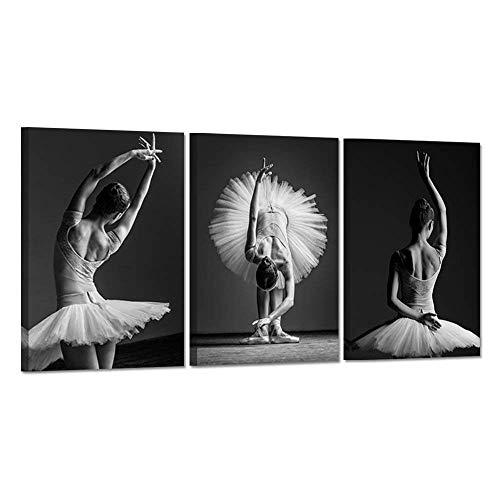 Dancing Contemporary Ballerina