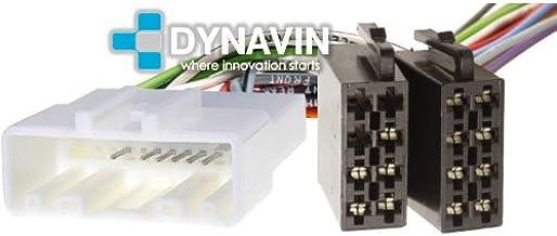 ISO-NIS.2007 - Conector iso universal para instalar radios en Nissan +2007.