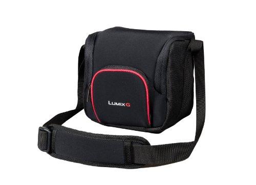 Panasonic LUMIX DMW-PGH68XEK Systemtasche (geeignet für Panasonic LUMIX G-Serie) schwarz