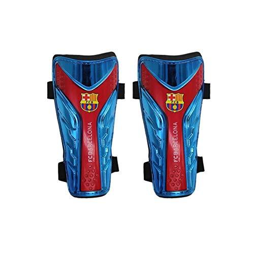 Letton 1 Paar Profi Sport Fußball Schienbeinschoner Fußball-Schienbeinschoner Torwart-Training Protektor leichte Wadenschutzausrüstung Fußball Ausrüstung für Erwachsene Teenager Kinder