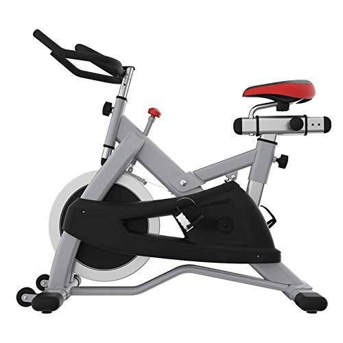 WJFXJQ Bicicleta de Ciclismo Interior, Bicicleta de Ejercicios Bicicletas de Bicicleta con Asiento cómodo, para el hogar CARNEO Cardio Entrenamiento BICIO Ultra-SLIVI