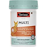 Swisse Kids Multi supplements (20 vitamins, minerals and herbs) for Healthy growth and development...
