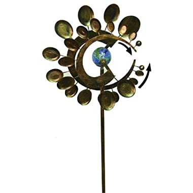 Echo Valley 4351W 45-Inch Illuminarie Dual Motion Wind Wheel