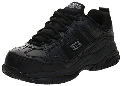 Skechers Men's Work Relaxed Fit Soft Stride Grinnel...