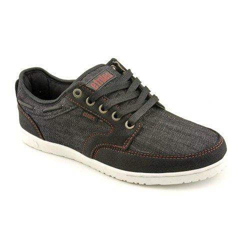Etnies - Zapatillas para Hombre Negro Black/White/Burgundy, Color Negro, Talla 45.5