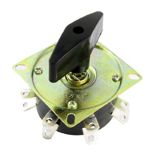 Aexit 380V 25A 2 Pole 16 Pins Kombinationswechselschalter für Schweißgerät (be0c3eeb47304b51e34a80e7f4e1ad26)