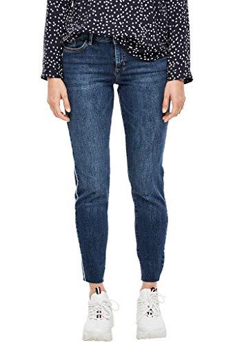 s.Oliver Damen 14.909.72.3552 Skinny Jeans, Blau (Blue Denim Stretch 58Z5), (Herstellergröße:46)