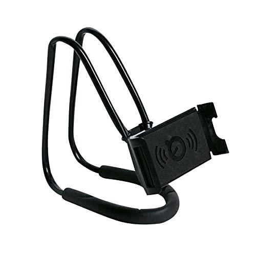 ATIN Soporte perezoso flexible para teléfono móvil cuello colgante soporte
