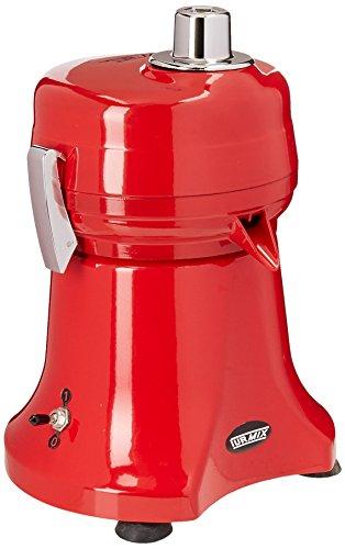 TURMIX Edición Especial Extractor de Jugos y Exprimidor de Cítricos, color Rojo