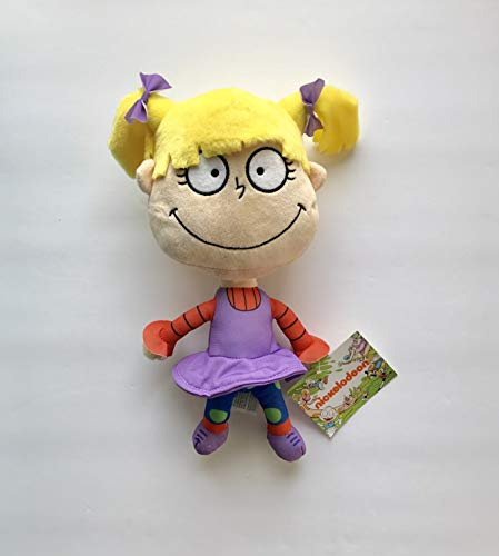 "Rugrats Angelica 10"" Soft Plush Doll"
