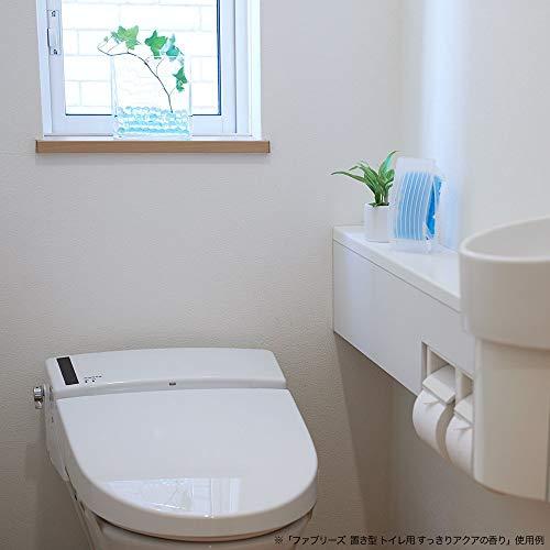 ファブリーズ『トイレ用置き型すっきりアクアの香り』