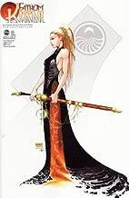 Fathom Kiani Vol 2 #0 Cover C Incentive Michael Turner Classic Kiani