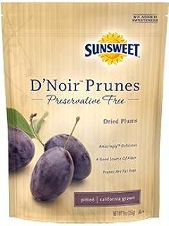 Sunsweet D'Noir Prunes Pack of 2