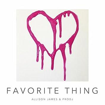 Favorite Thing