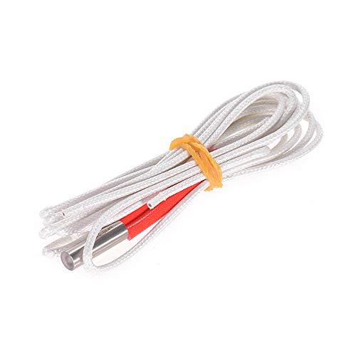 Aibecy 3D Creality keramische kachel 24 V 40 W 620 met 1 m kabel voor 3D-printer DIY Kit