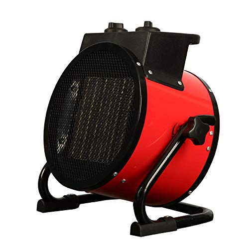 Why Choose MAZHONG Space Heaters 2KW Industrial Fan Heater With Adjustable Thermostat For Garage Wor...