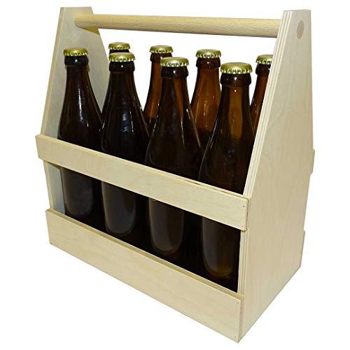 Bierträger, Flaschenträger, Männerhandtasche, 8er Bierträger
