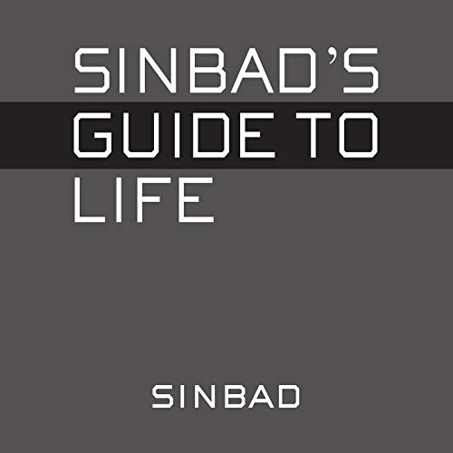 Sinbad's Guide to Life audiobook cover art