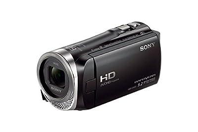 Sony HDRCX455/B Full HD 8GB Camcorder (Black) from Sony