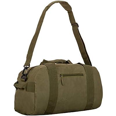 Highlander Cargo 30L Holdall Heavy Duty Travel Cargo Kit Sports Camping Bag