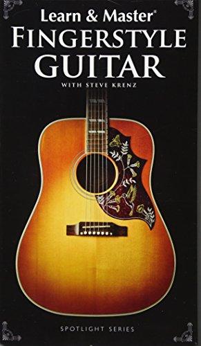 Learn & Master Fingerstyle Guitar DVD (Spotlight)